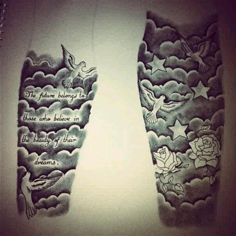 cloud filler tattoos pinterest cloud tattoo and tatting