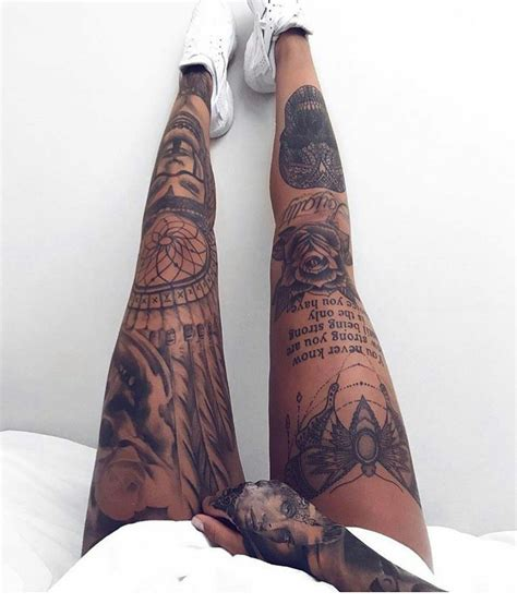 full leg sleeve tattoos designs leg tattoos tattoos leg tattoos legs and