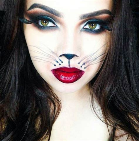 cat costume hairstyles 82 best halloween face painting ideas images on pinterest