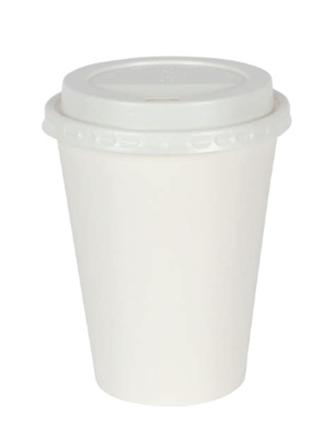 Paper Cup Kopi 8 Oz Cup Lid Stirer Termurah 12oz white single wall paper coffee cups alpha food packaging
