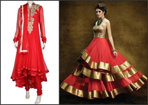 Ethnik Dress ethnic wear upcoming fashion 2014