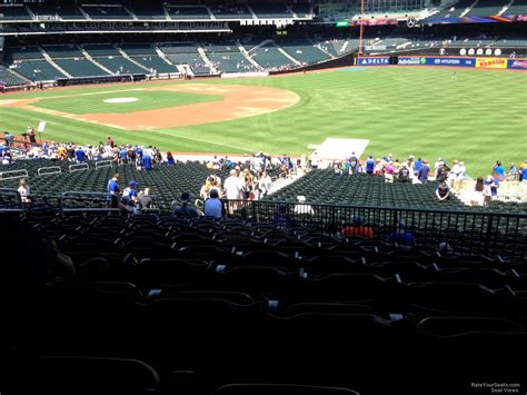 Citi Field Section 108 Rateyourseats Com