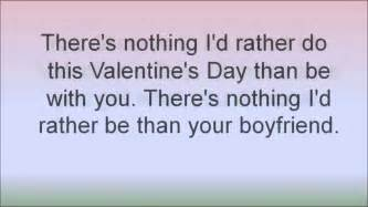 valentine s day wishes for girlfriend youtube