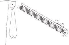 krawattenhalter schrank kleiderschrank kleiderlift krawattenhalter kleiderstange