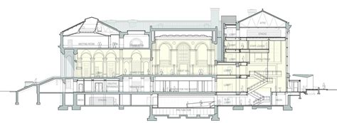 House Design With Floor Plan gallery of st louis public library cannon design 13
