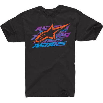 T Shirt Alpinestars One Vision dirt bike alpinestars t shirt motosport