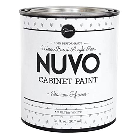 nuvo cabinet paint hearthstone nuvo cabinet paint titanium infusion quart import it all