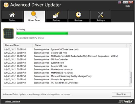 best driver updater software advanced driver updater the best driver updater for windows