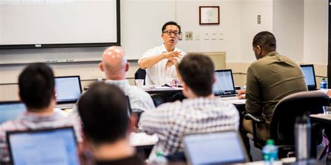Executive Mba Programs No Gmat by Information Sessions Executive Mba Graziadio Business