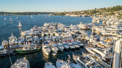 seattle boat show south lake union seattle boat show