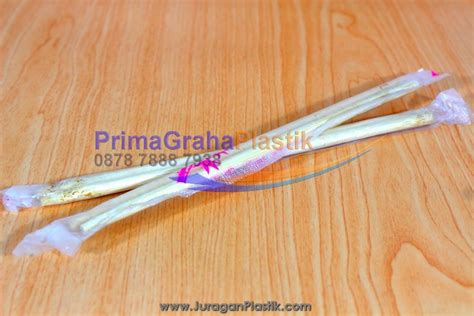 Sumpit Kayu Bungkus Plastik sumpit bambu home