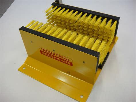 boot cleaner industrial brushware