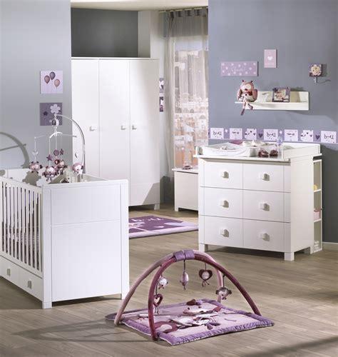 chambre bebe sauthon collection amelia par sauthon astuce d 233 co associez