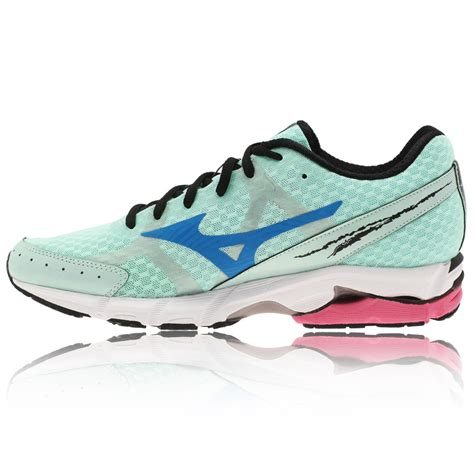 mizuno running shoes wave rider 17 mizuno wave rider 17 s running shoes womens green