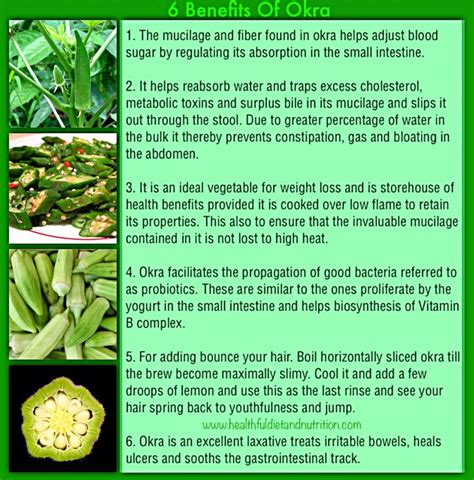 Detox Okra by Discover And Save Creative Ideas
