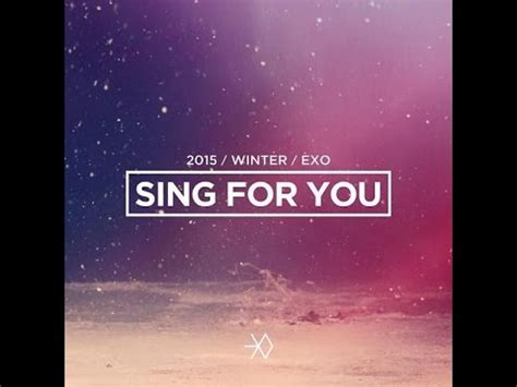exo unfair mp3 download wapka mp3 exo 엑소 불공평해 unfair sing for you 겨울 스페셜 앨범