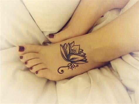 simple lotus flower tattoo 155 lotus flower designs