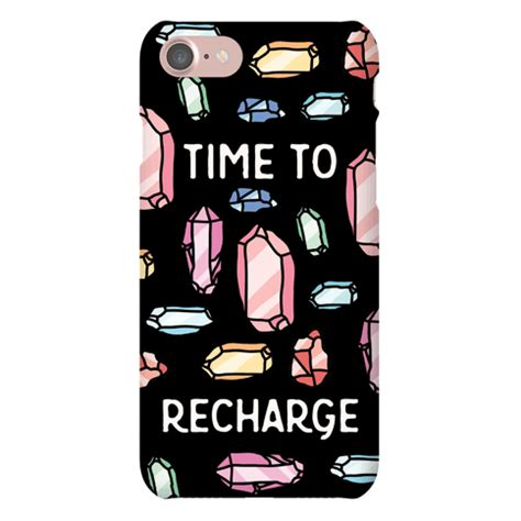 A Time To Recharge by Time To Recharge Phone Human