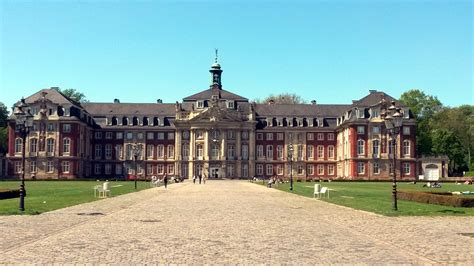 Das Schloss schloss m 252 nster m 252 nsterland e v tourismus