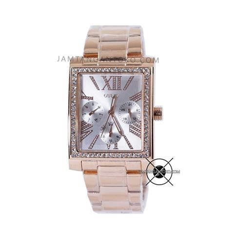 Jam Tangan Guess L21 Kotak harga sarap jam tangan guess wanita w044l3 kotak