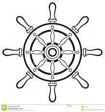 timones de barcos para colorear timon de barco dibujo www pixshark images