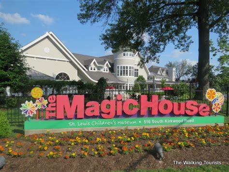 the magic house the magic house is a fun children s museum in st louis the walking tourists