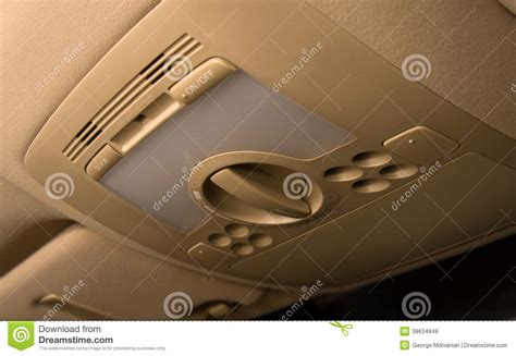 Roof Interior Car by Car Interior Royalty Free Stock Photos Image 38634848