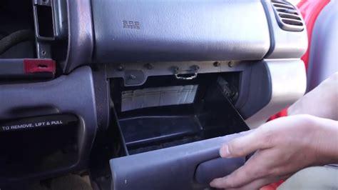 on board diagnostic system 2003 ford freestar interior lighting service manual how to remove glovebox on a 2003 dodge dakota club 2002 dodge durango blower