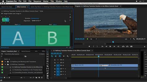 adobe premiere pro video transitions premiere pro guru better transitions