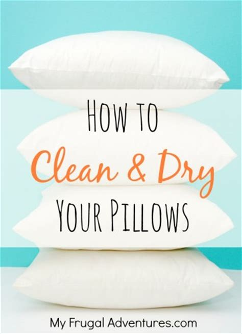 How To Clean A Pillow by 10 Tips To Tackle Your Cleaning Everydayfamily