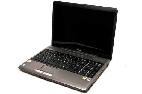 toshiba satellite pro p300 pspcda 00l00d review powerful yet still underwhelming notebooks