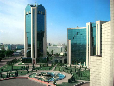 uzbek central banker complains of shortfalls uzbekistan improves central bank s activity