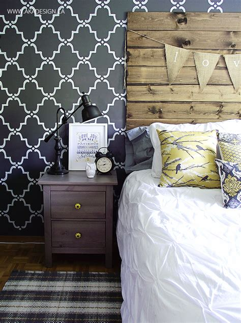 how to make a wood pallet headboard how to make a wood plank headboard