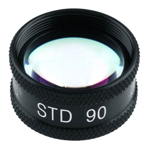 ocular lens maxfield standard 90d with large ring topcon