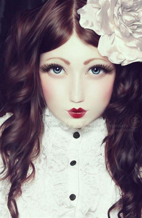 porcelain doll makeup 67 best doll makeup images on make up looks