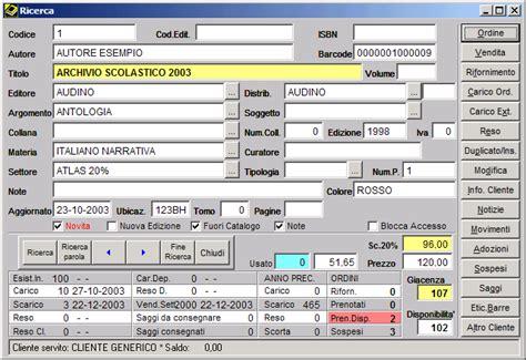 gestione libreria mr book software gestionale per libreria