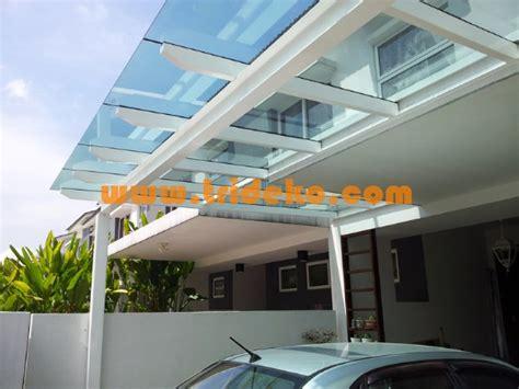 Kanopi Acrylic canopy acrylic laman 2 atap kanopi kaca atap