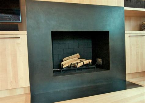 Metal Fireplace Surround Kit by 1000 Ideas About Fireplace Surround Kit On