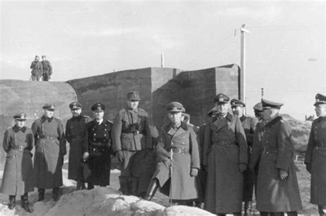 field marshal the and of erwin rommel books the atlantic wall the failed german defensive plan of