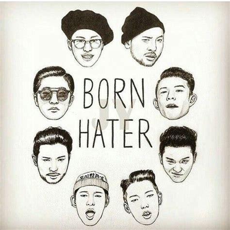 born hater bts born hater epik high b i bobby minho kpop actors