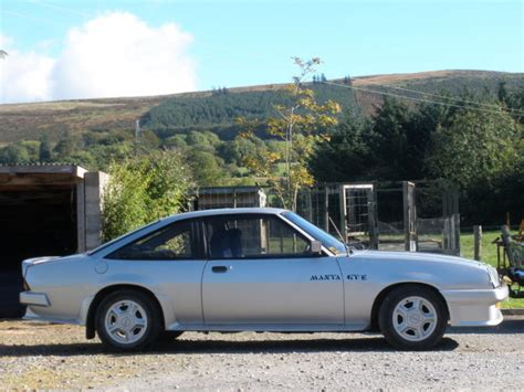 Opel Manta Gte by Opel Manta Gte For Sale In Baltinglass Wicklow From Manta Mad