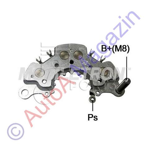 diode alternator astra h alternator punte diode opel astra h astra h z17dth autoa magazin