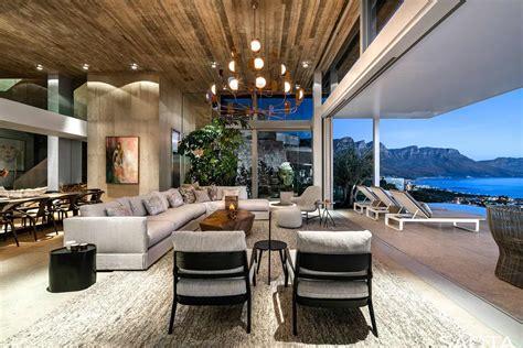 contemporary homes exterior  interior examples