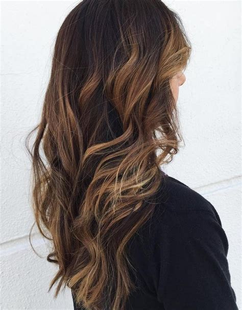 brown hair with light highlights 17 best images about the hair on