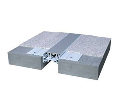 100 series single seal floor expansion joint covers