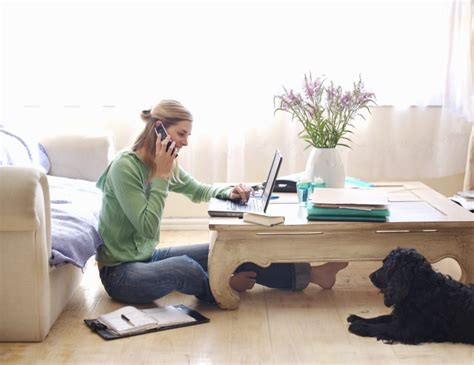 5 great habits to adopt when working from home