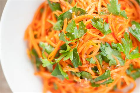 hungry ghost moroccan carrot salad recipe