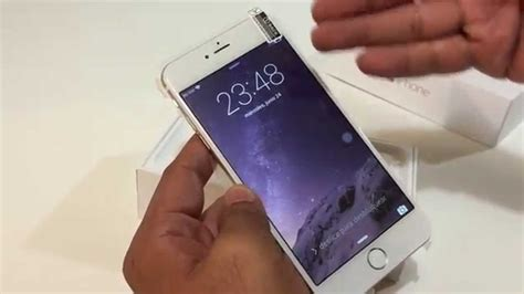 h iphone unboxing hiphone 6 plus
