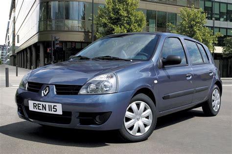 renault reno renault clio ii 2001 car review honest john