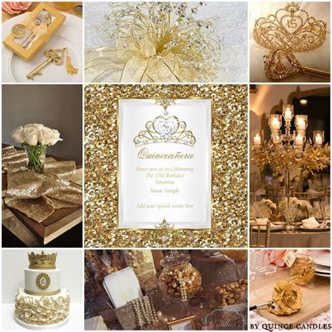 quinceanera themes gold dripping in gold quinceanera sweet fifteen theme